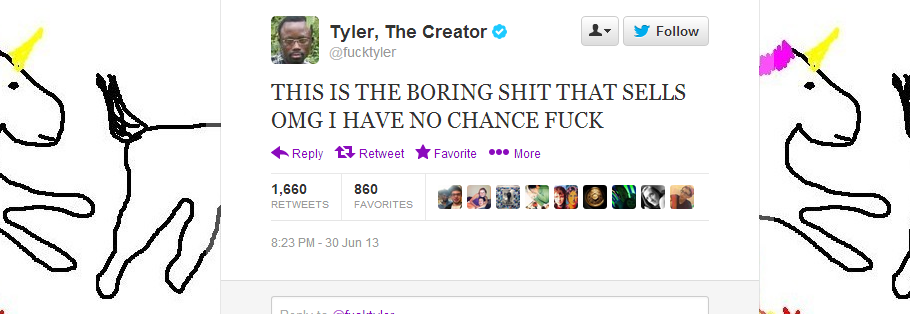tyler the creator on j cole s performance