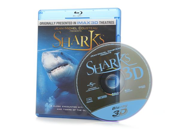 Sharks 3D (2004) Blu Ray Full 3D AVC ITA DTS ENG DTS-HD Sub - DDN