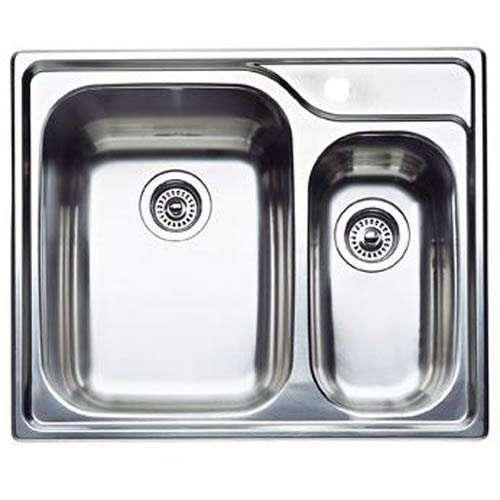 ... about Blanco 440162 BlancoSupreme Bowl Double Basin Kitchen Sink