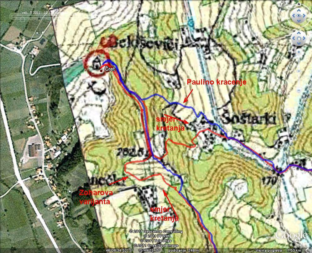 Zagorje Trekk 2011 - KT3
