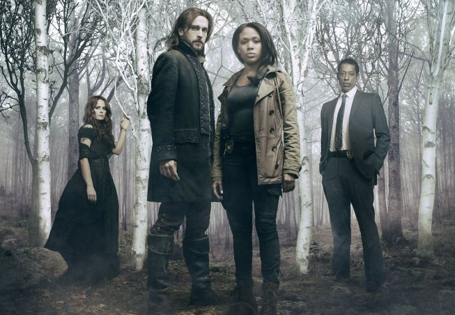 Sleepy Hollow Season 1 (2013)
