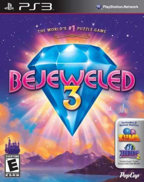 Bejeweled 3 Xbox Ps3 Ps4 Pc jtag rgh dvd iso Xbox360 Wii Nintendo Mac Linux