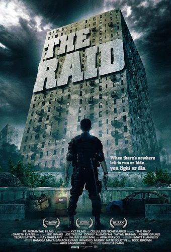 The Raid: Redemption (2011) DVD9 Copia 1:1 - ITA/IND
