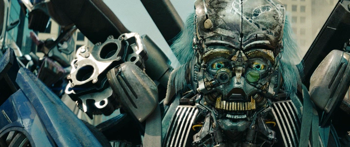 Transformeriai: Tamsioji Mėnulio pusė / Transformers: Dark of the Moon (2011)