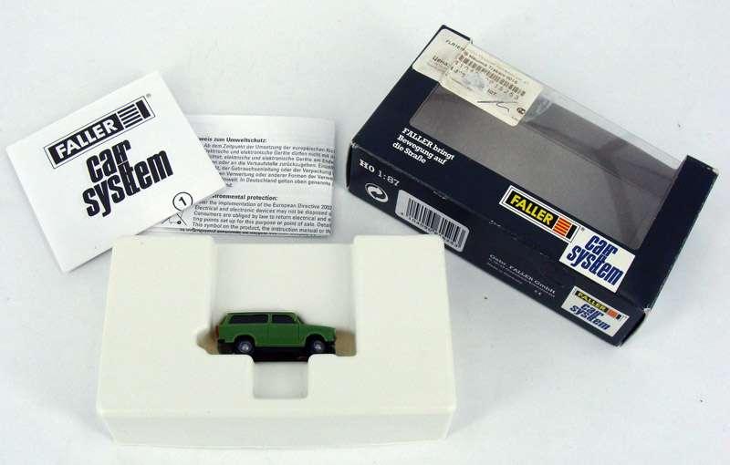 faller car system 161525 ho trabant 601s ebay. Black Bedroom Furniture Sets. Home Design Ideas